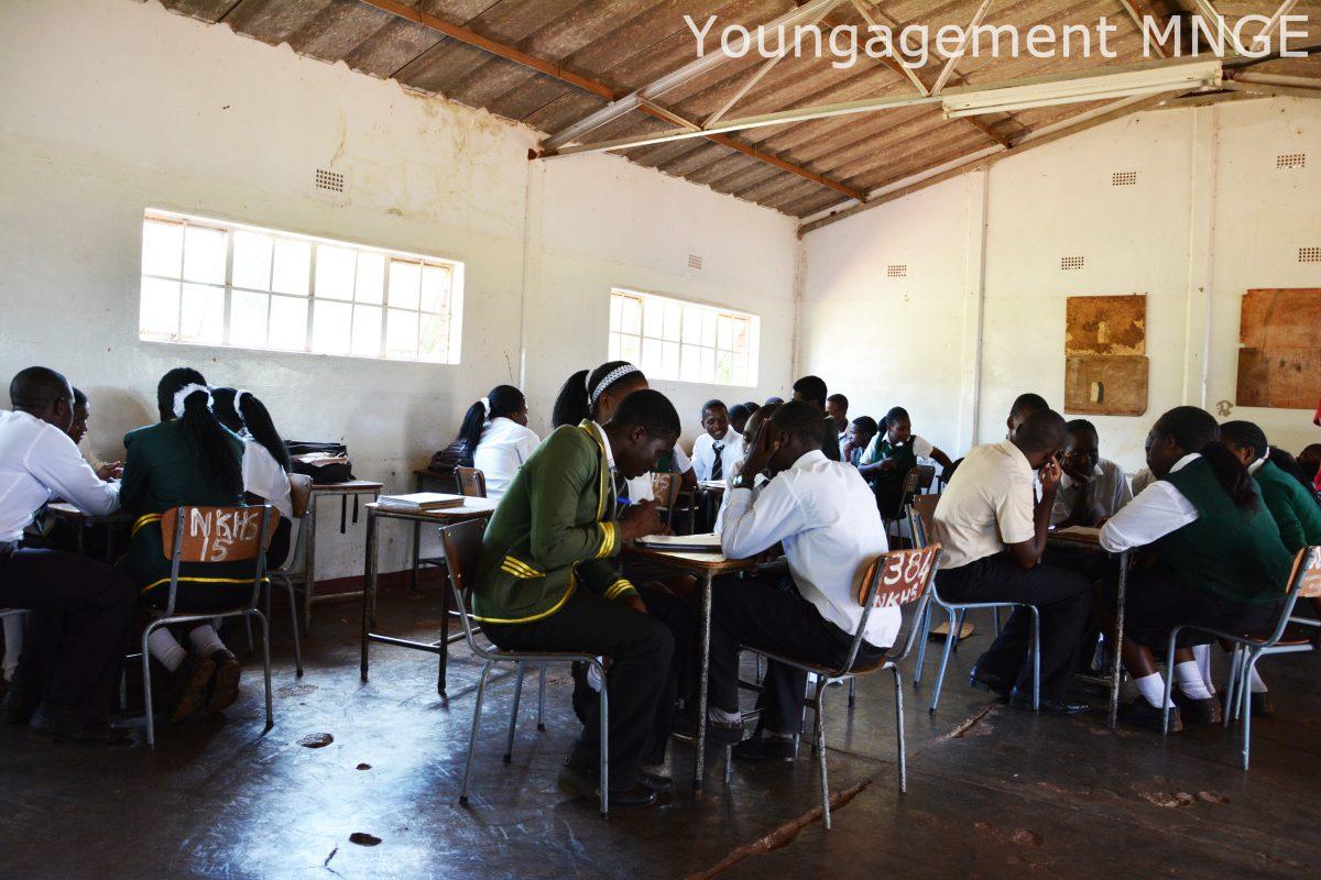 Schulsystem Zimbabwe