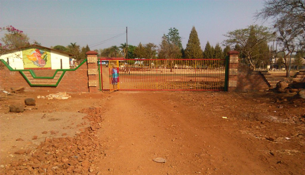 Entrancegate Nkululeko