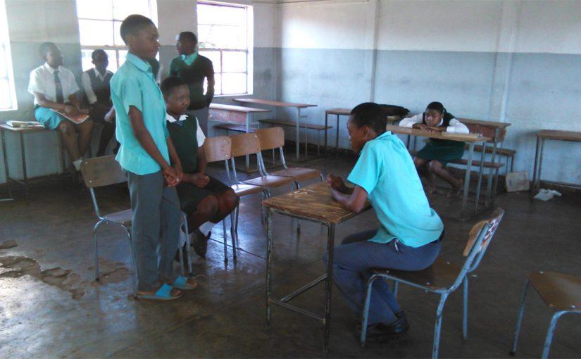 Besuch aus Nkululeko im Mai 2017