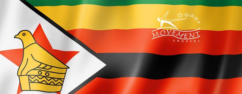 Benefizveranstaltung im Movement-Theater Bielefeld zugunsten der Zimbabwe Partnership der MNGE