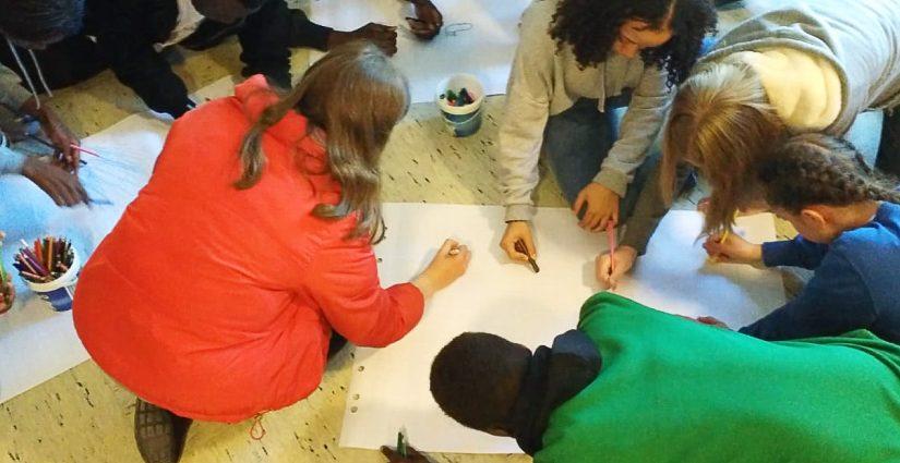 Globales Lernen erleben: Gemeinschaftlich und sportlich aktiviert und motiviert!