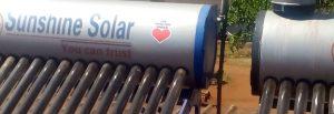 Solaranlage Nkululeko